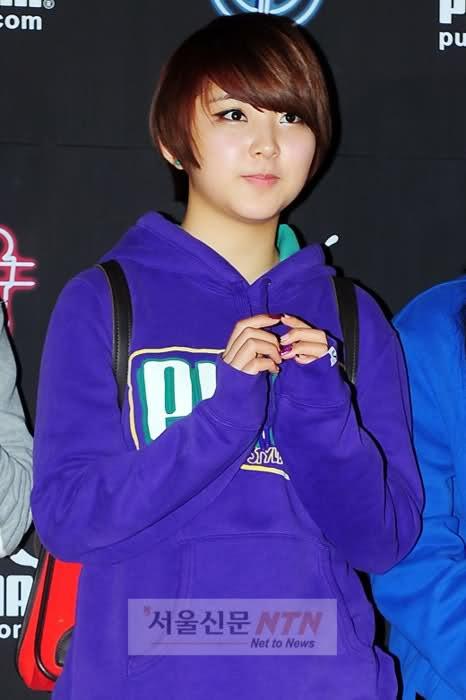 sohyun cute