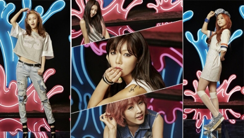 4minute_teaser_like-water