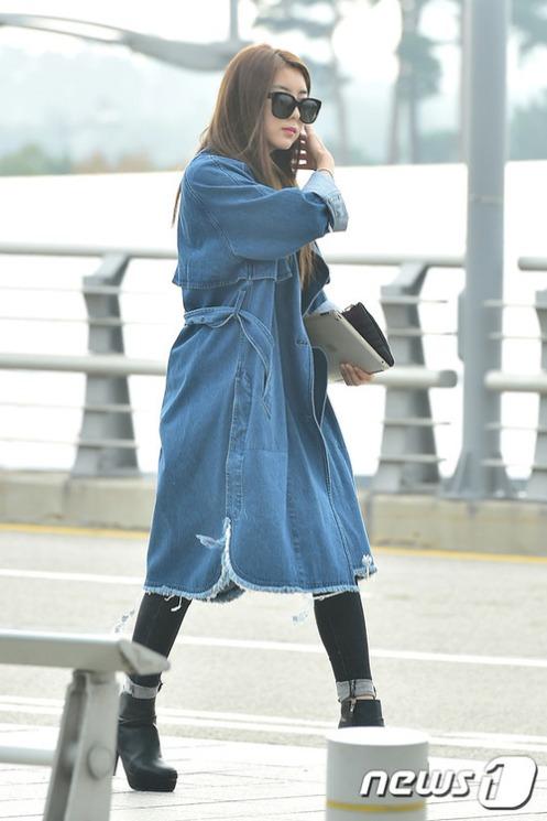 포미닛 권소현, 런웨이를 걷듯이~